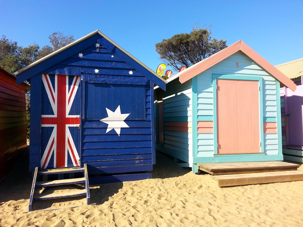 Brighton beach cabins - WHV a Melbourne - Australie