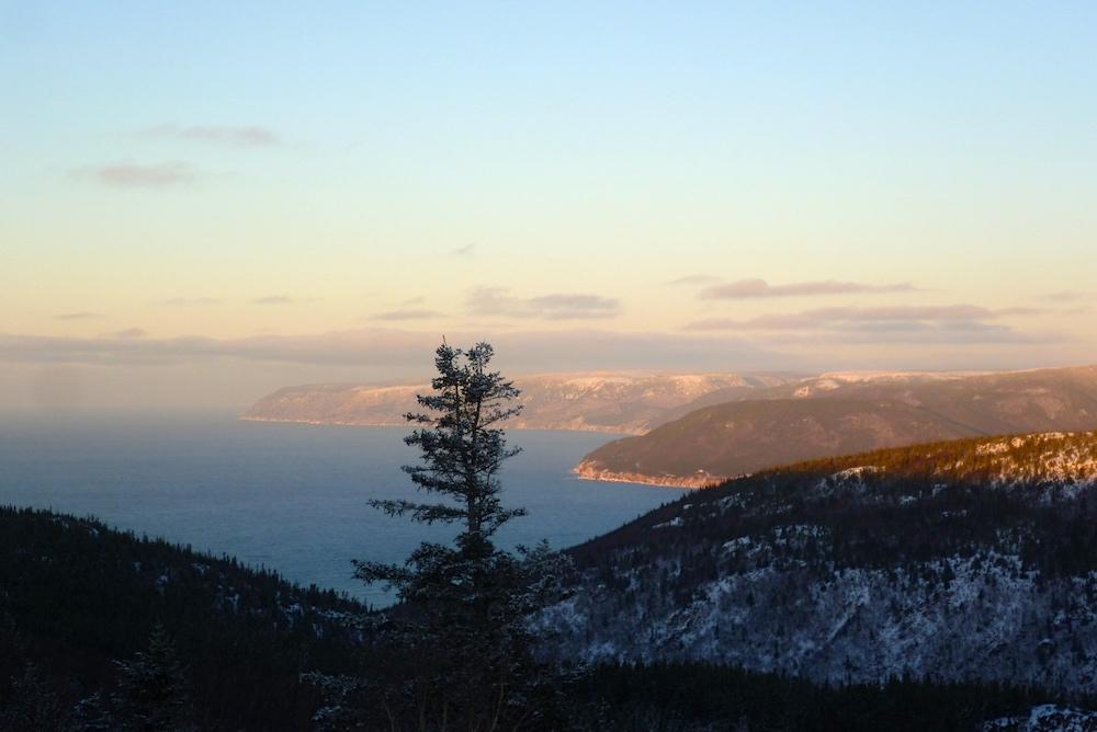 35 Vue sur Pleasant Bay - Parc des Hautes-Terres