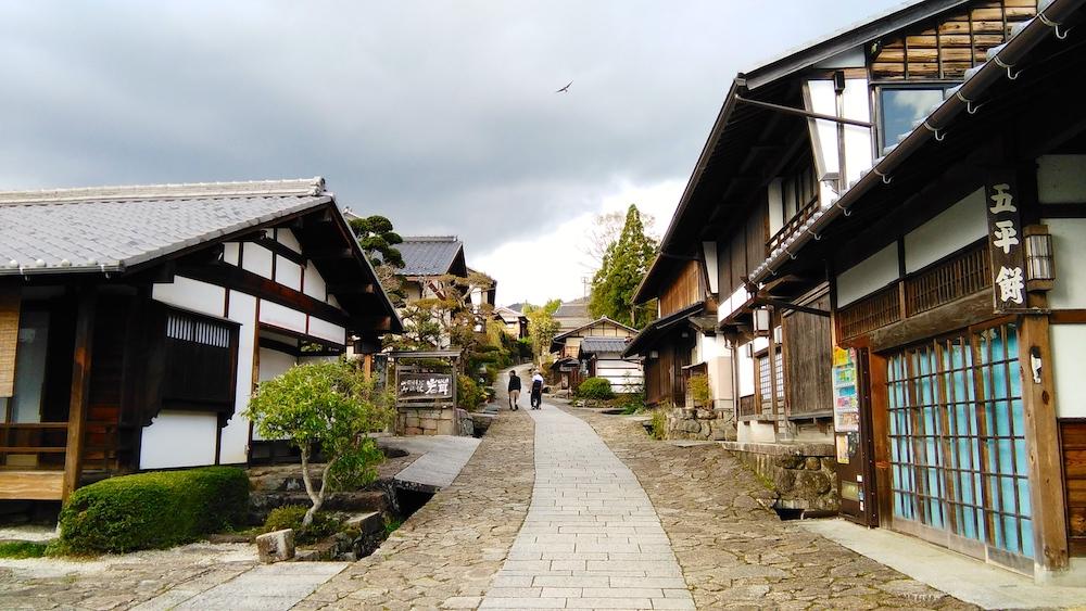 Bilan de mon PVT Japon - Rue typique