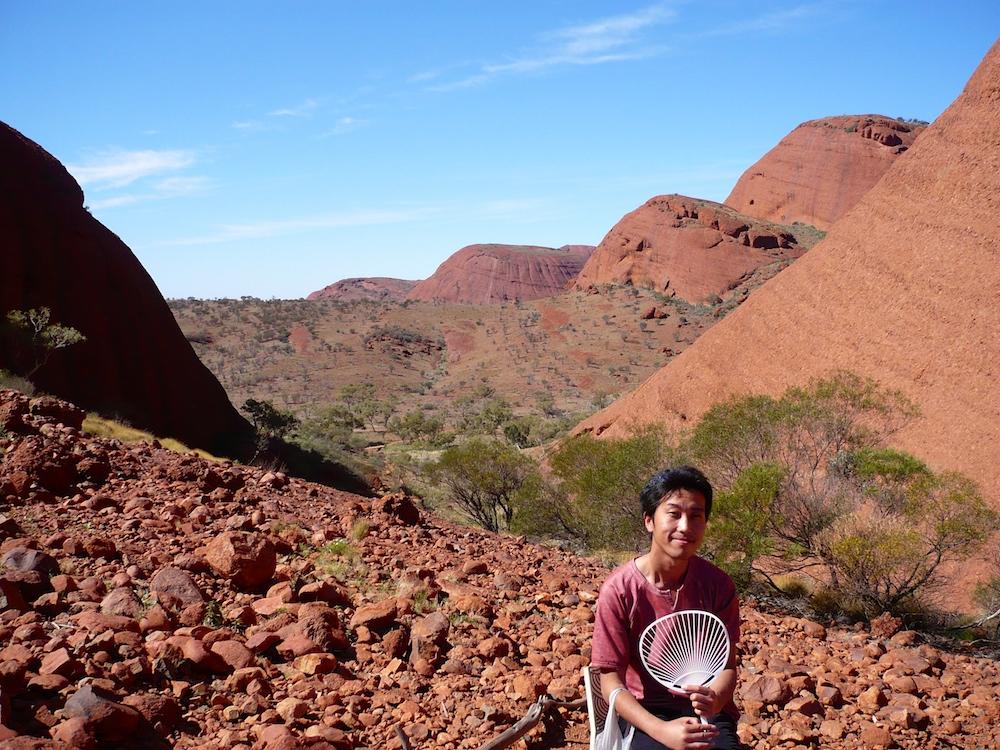 Serial PVTiste Ryoh - Outback