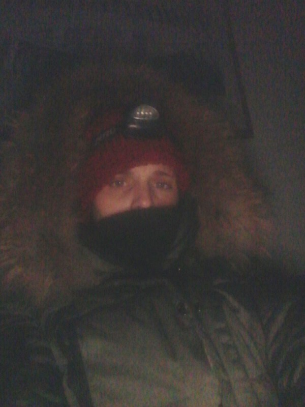 Hiver au Canada - Un samedi soir dans le canapé de mon salon