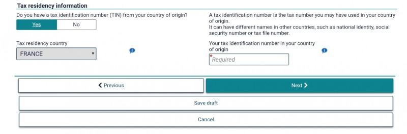 tax-residency-information-demande-ird