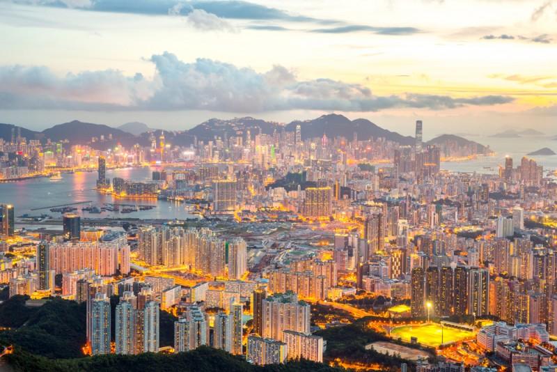 Hong-Kong-vue-Kowloon-Peak