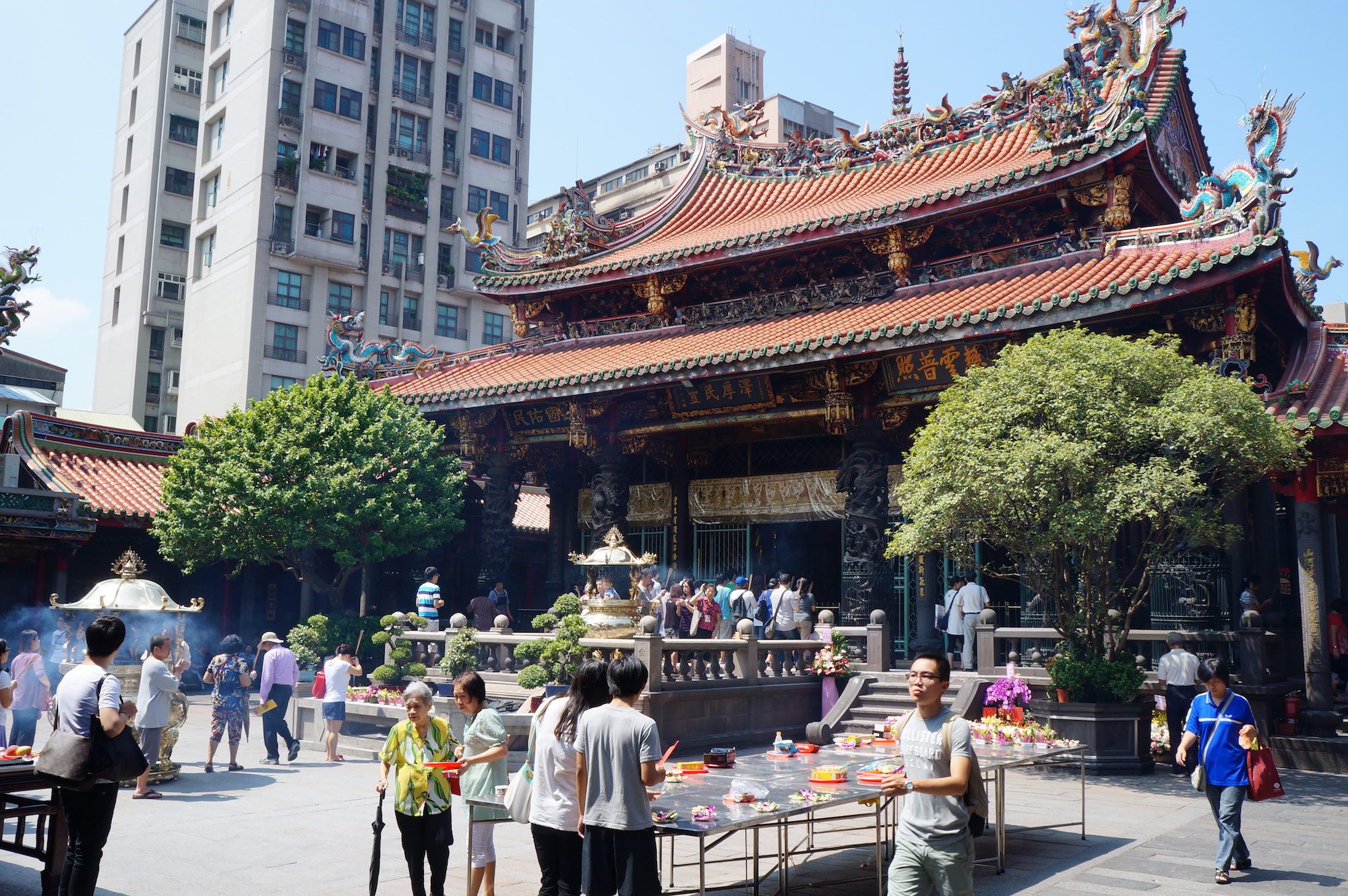 Temple Taiwan