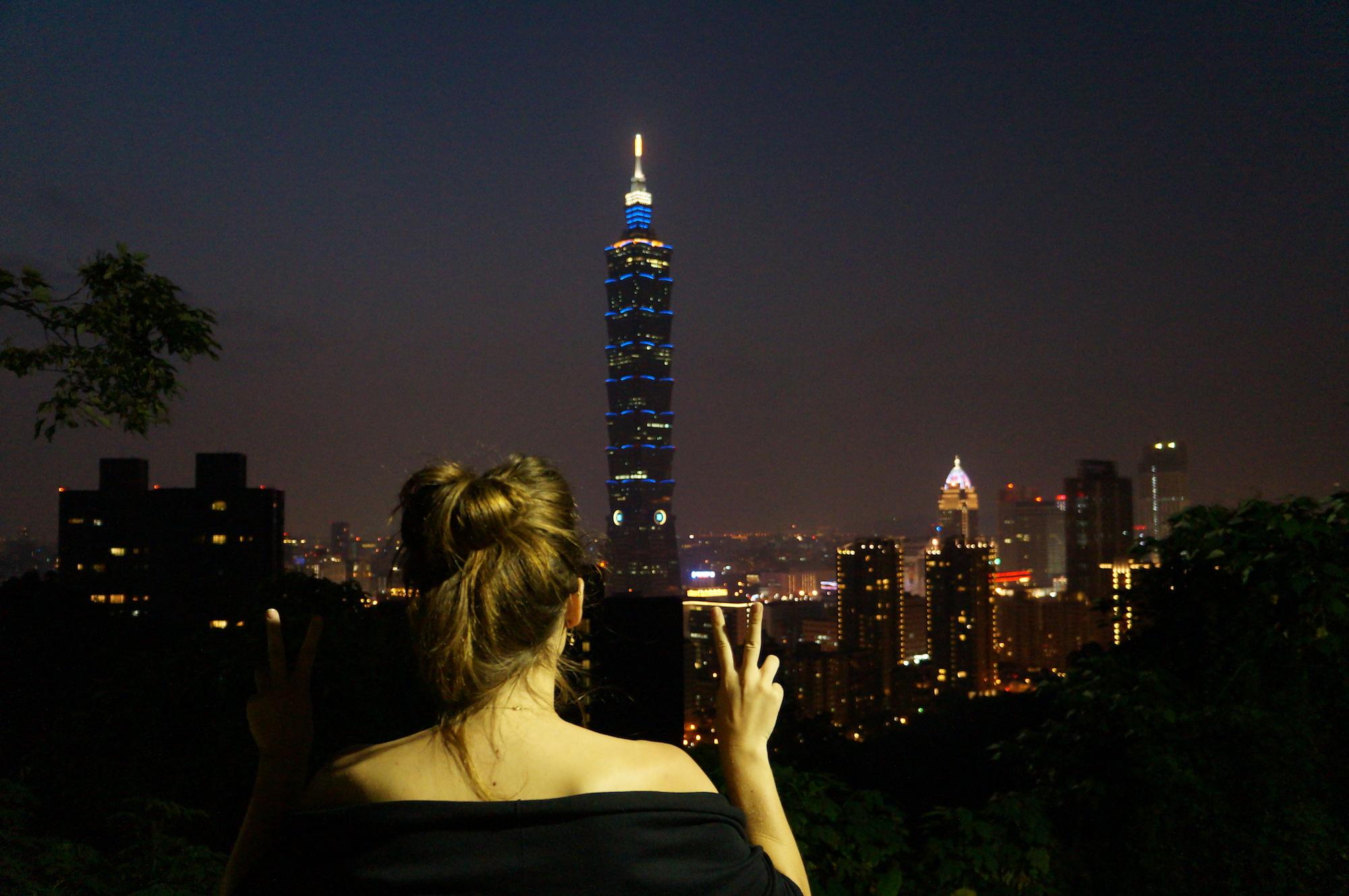 Tour de Taipei - Taiwan