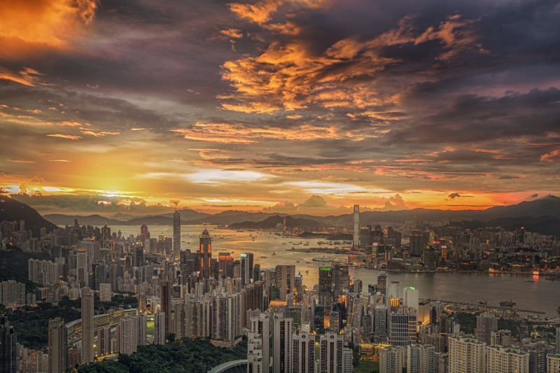 Vue-Hong-Kong-Jardines-Lookout