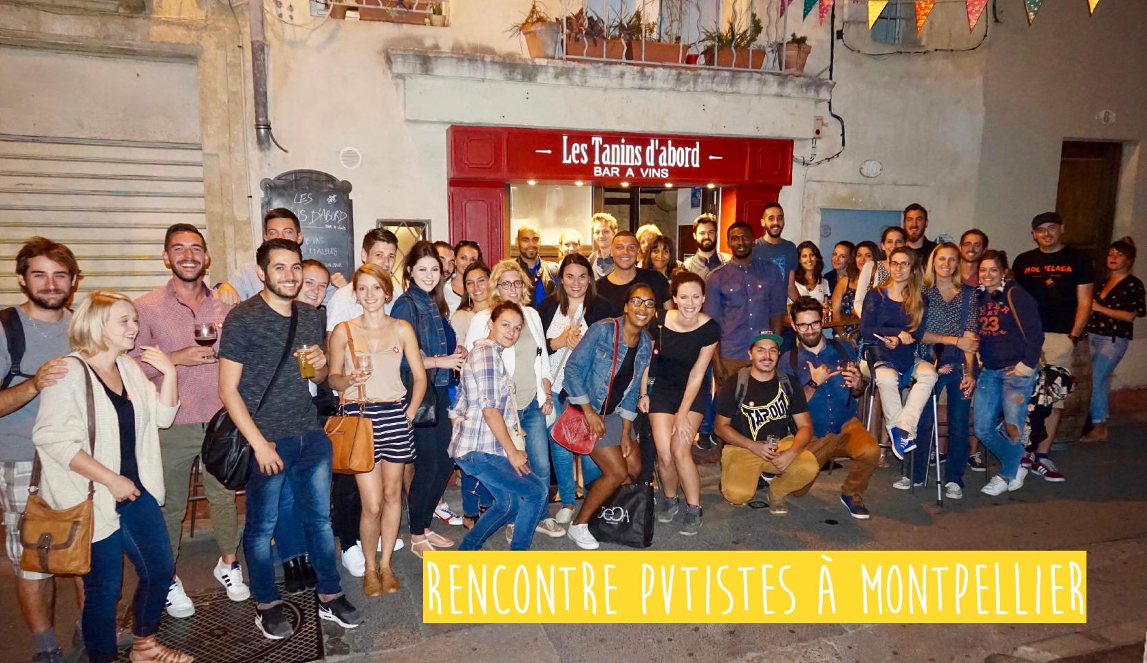PVTistes Tour Montpellier