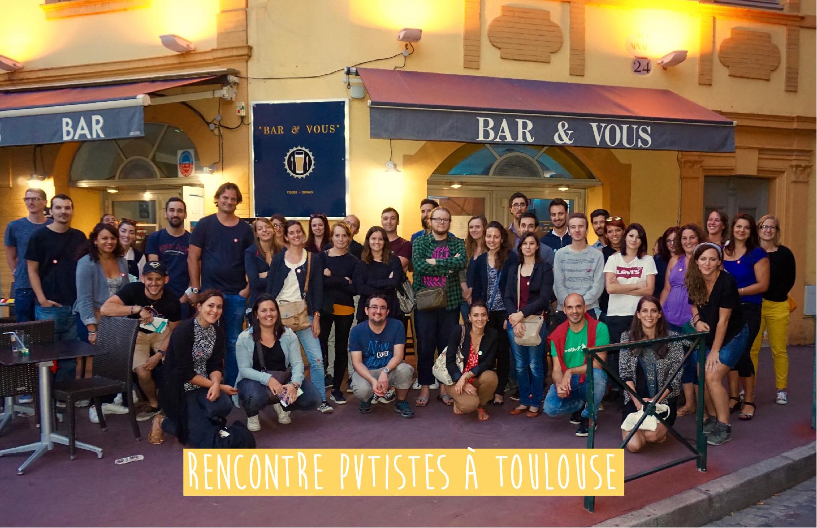 Pvtistes Tour Toulouse