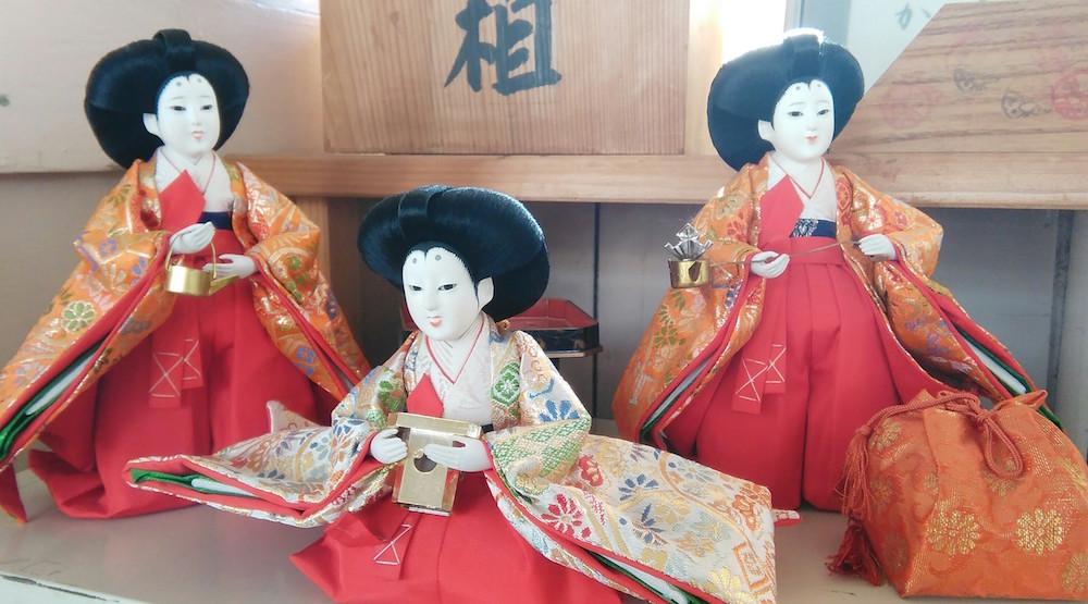 Hina Matsuri Japon