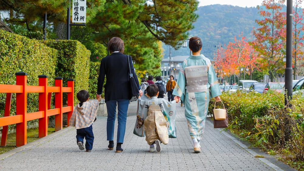 Shichi Go San Japon 3
