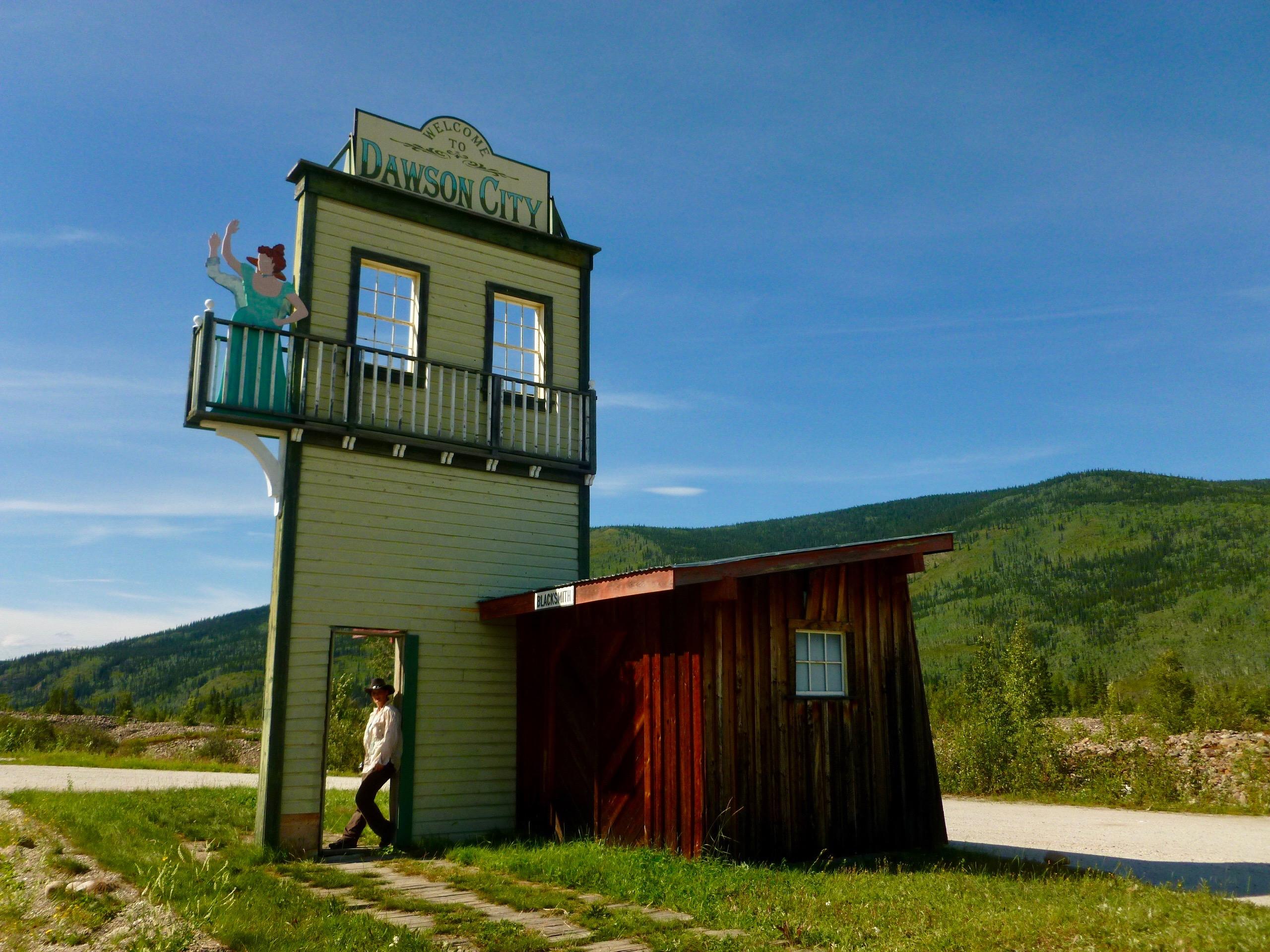 44-Arrivée à Dawson City 2