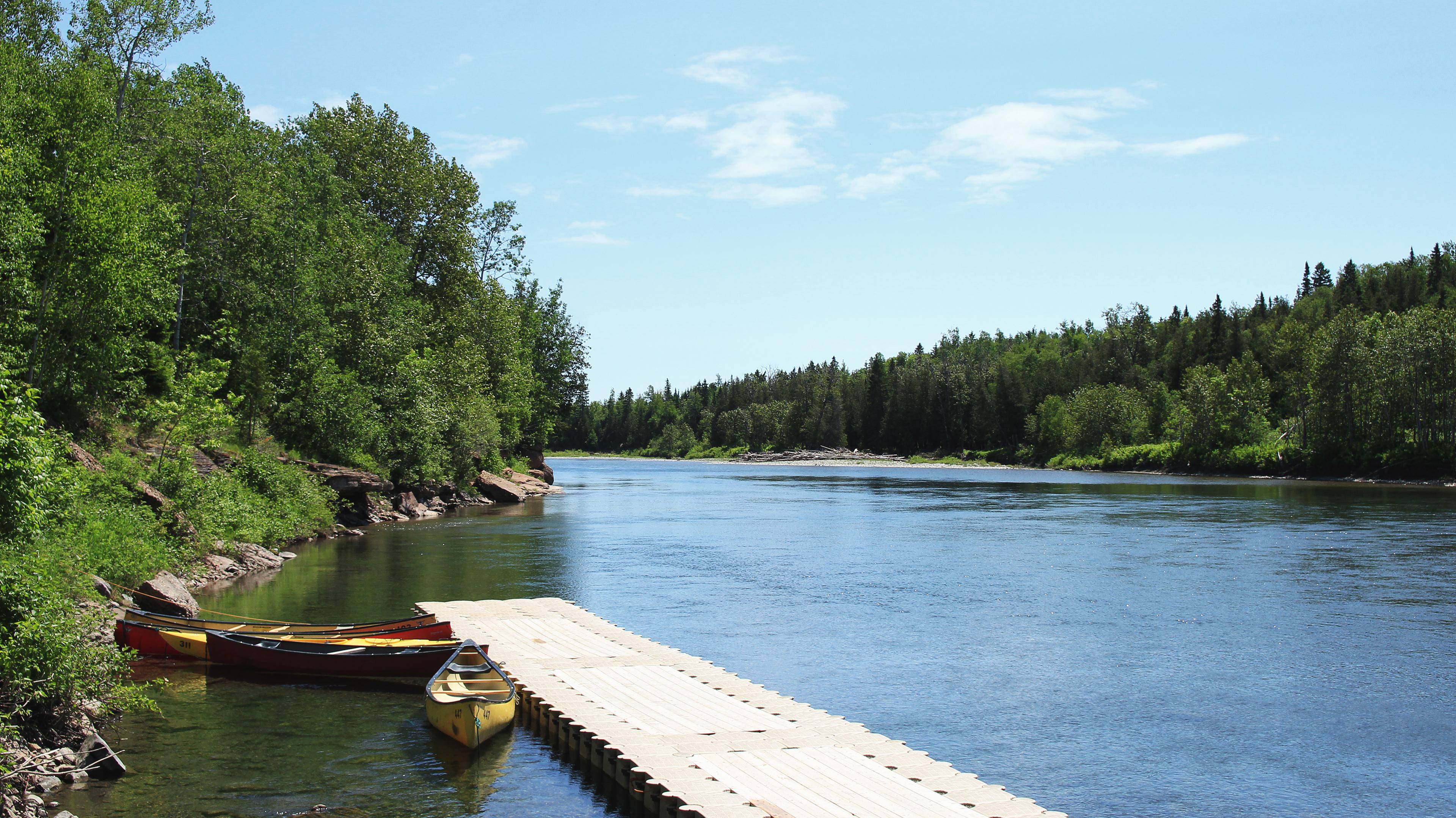 canoe-riviere-canada