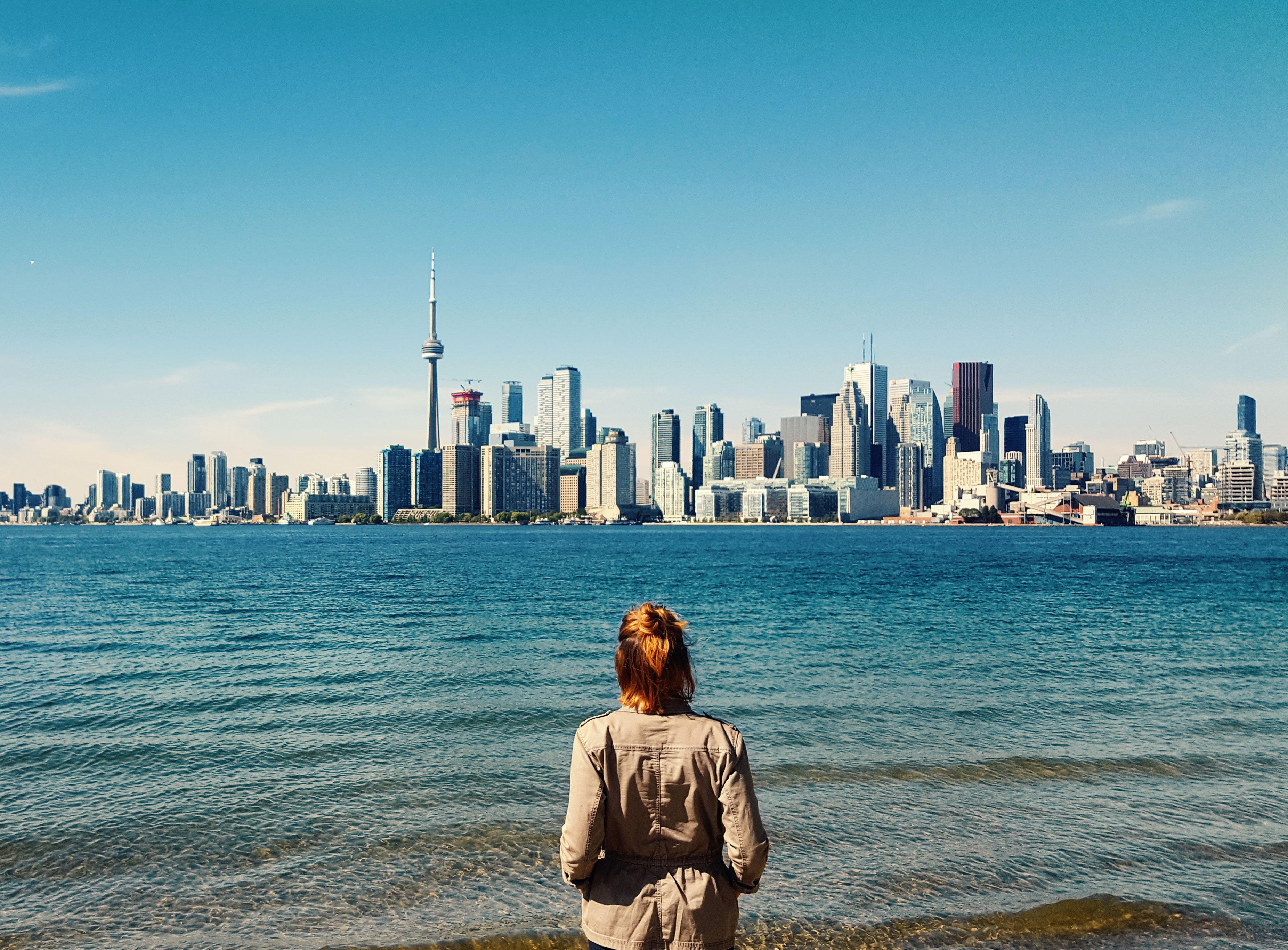 Coralie - Toronto Islands