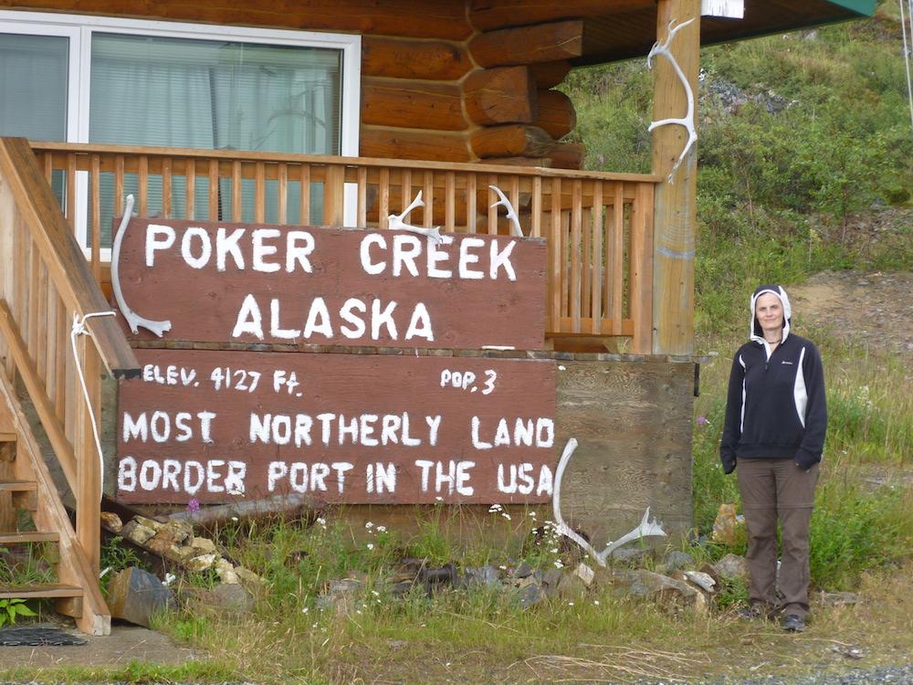 Poste-frontiere Yukon-Alaska