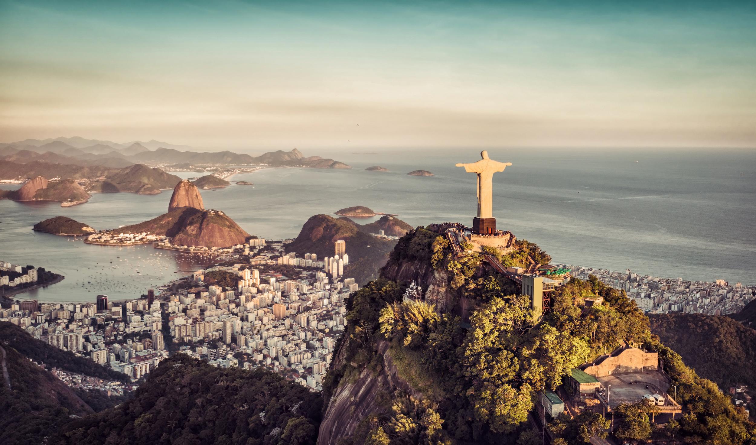 PVT Bresil - Botafogo Bay - Sugar Load Mountain - Rio de Janeiro