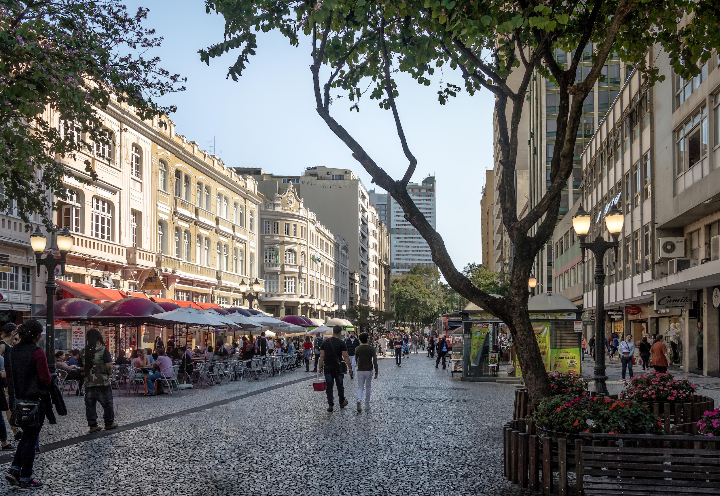 PVT Bresil - Curitiba - Parana