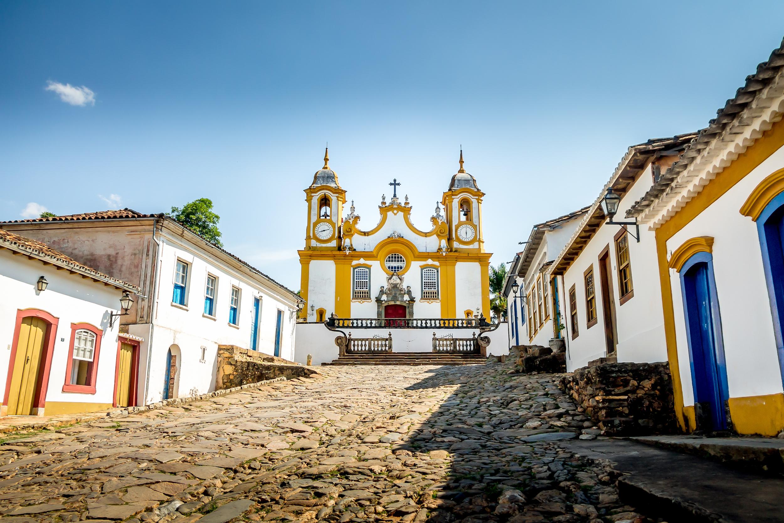 PVT Bresil - Tiradentes - Minas Gerais