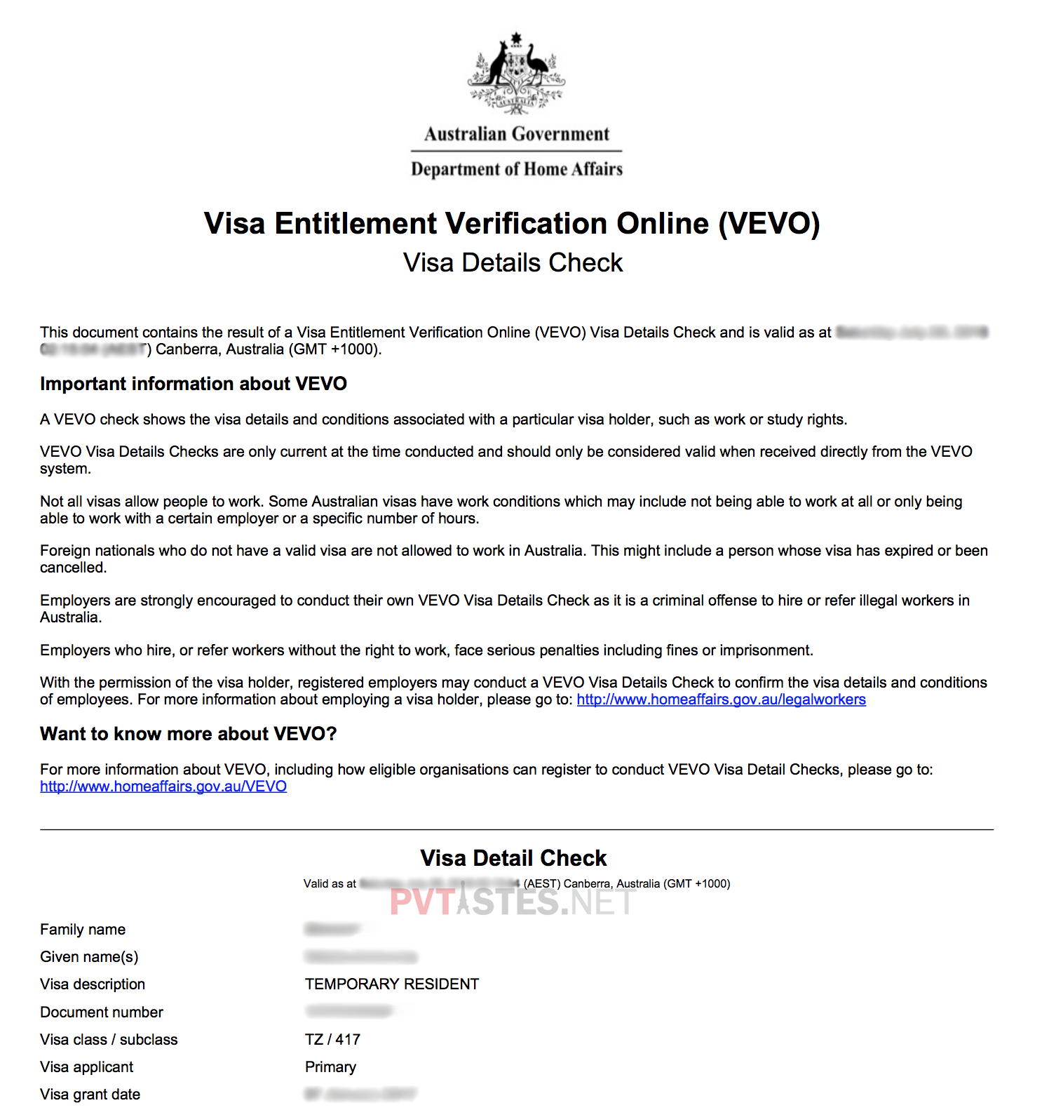 Applying For A Working Holiday Visa Subclass 417 To Australia