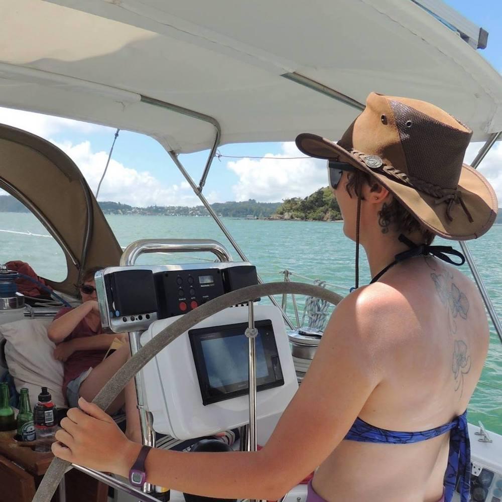 Mohvadrouille - Voyage en bateau