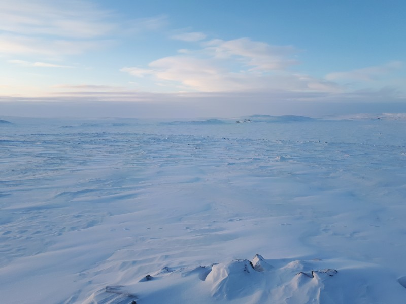 Pierre aventures grand nord Canada