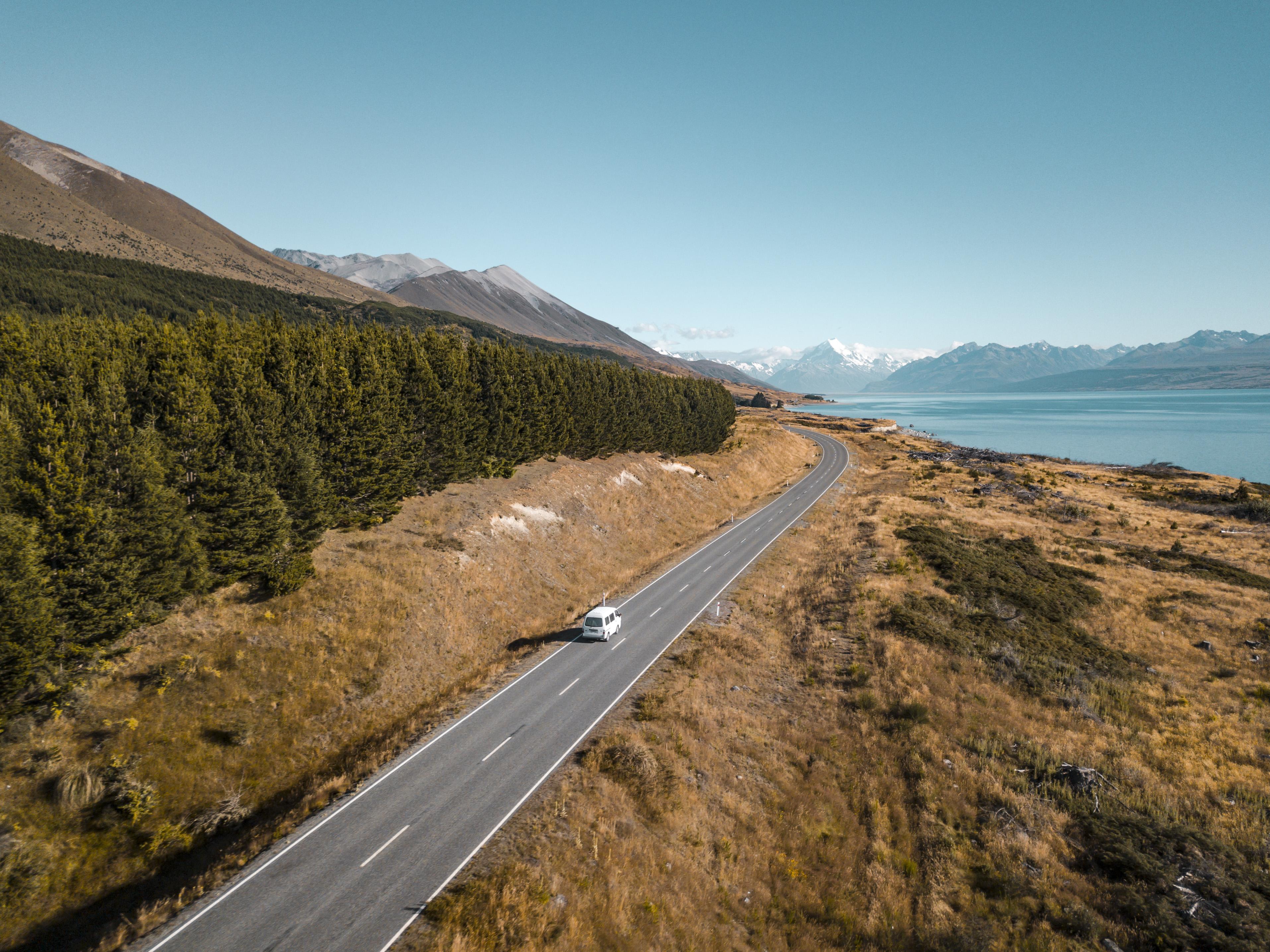 PVT en van Nouvelle-Zélande