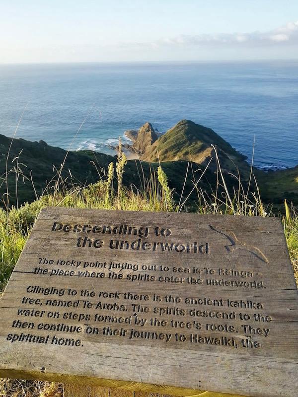 Cape Reinga - Lieu sacre