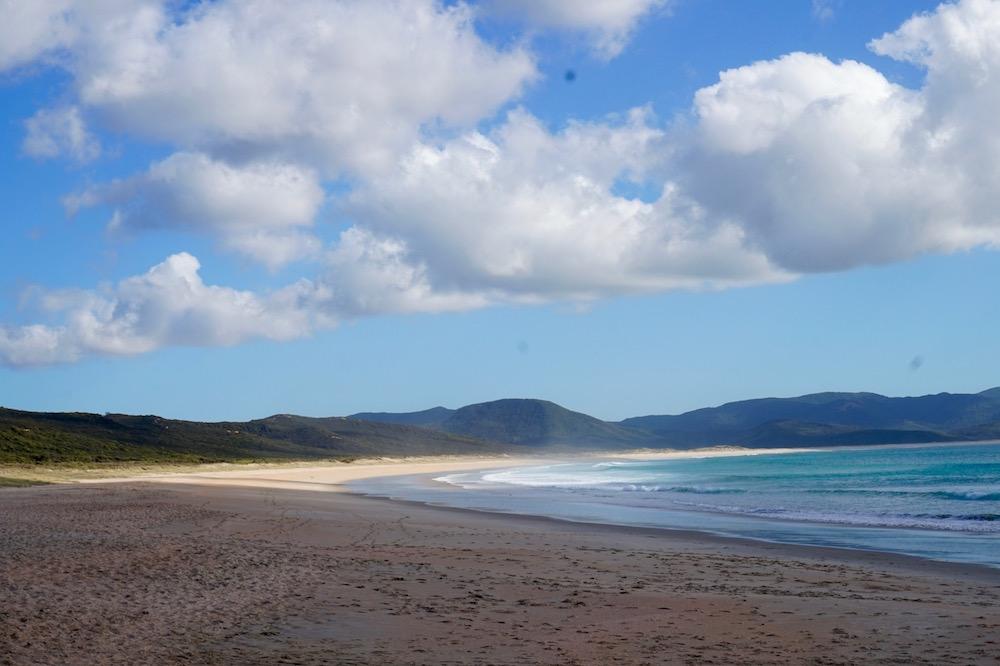 Cape Reinga - Plage de Spirits Bay