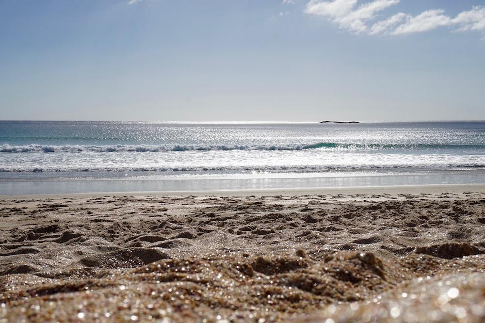 Cape Reinga - Plage de Spiritz Bay 2