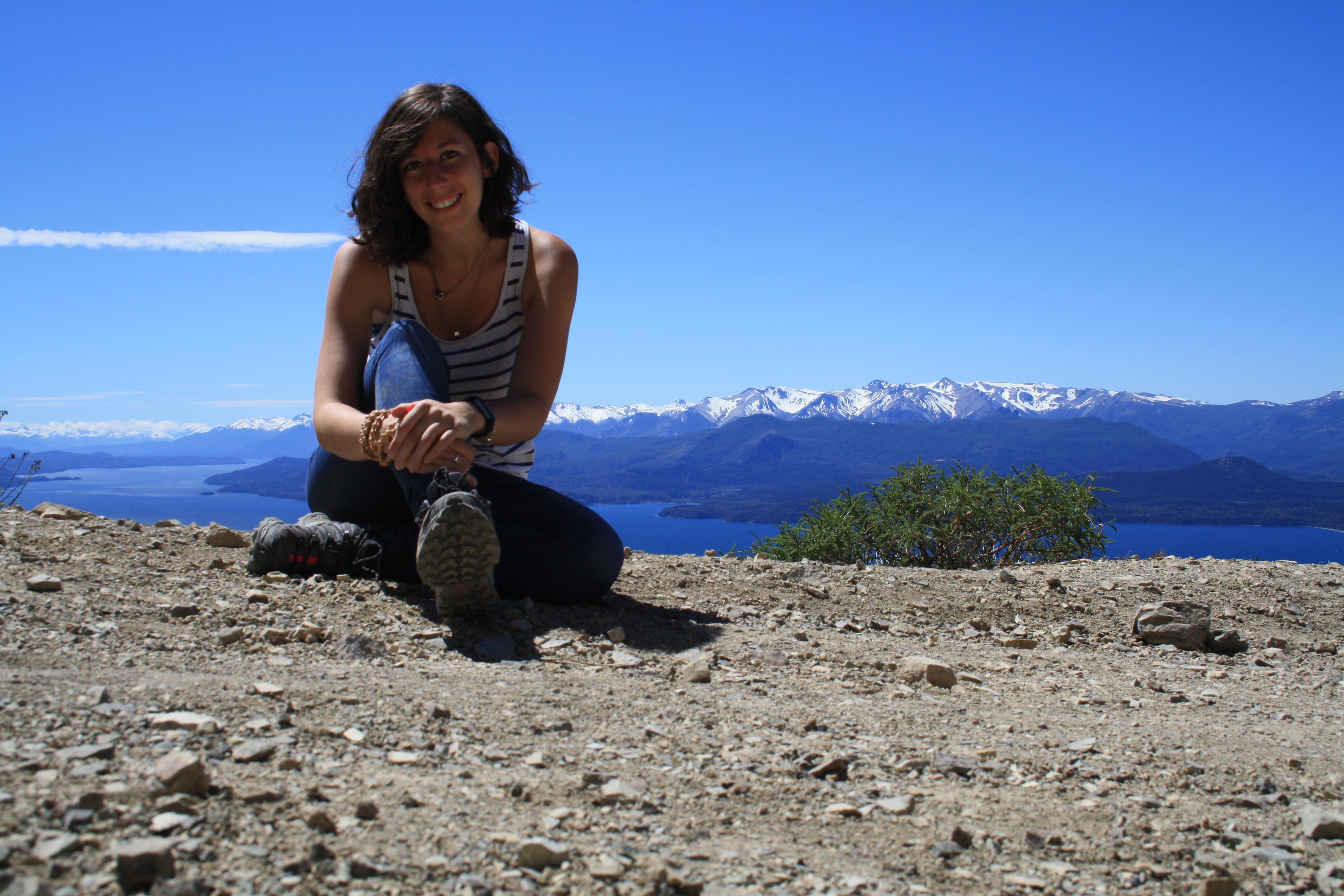 interview Charlotte Amérique du Sud