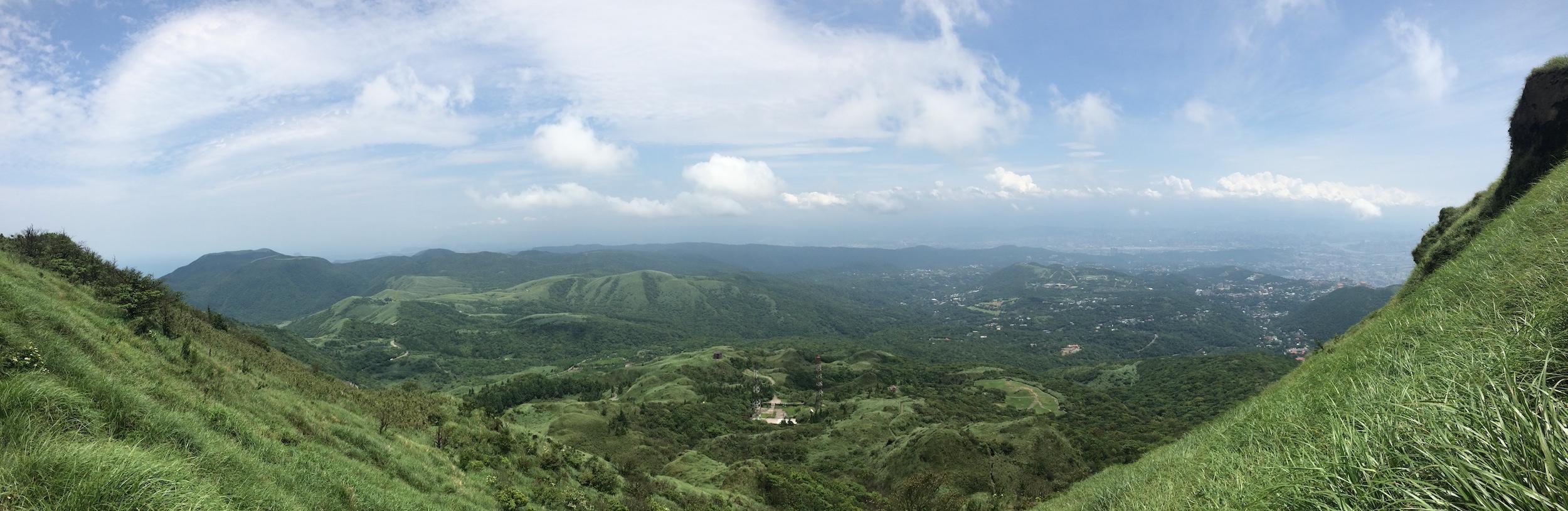 Julie PVT à Taiwan 2