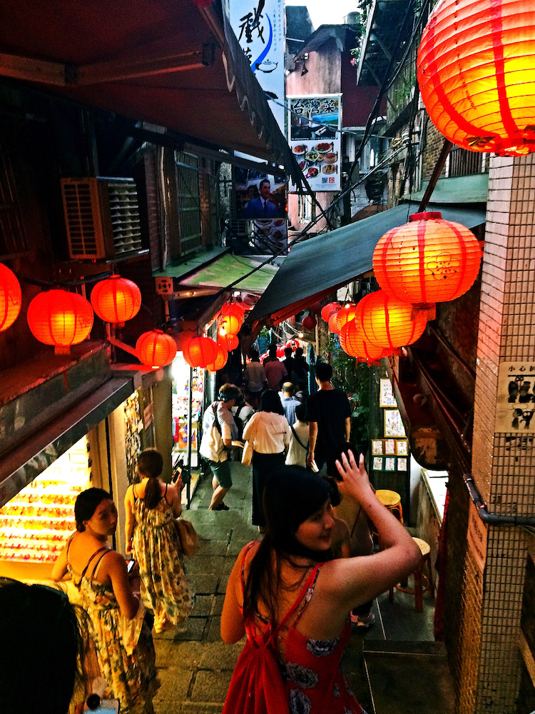 Julie PVT à Taiwan 4