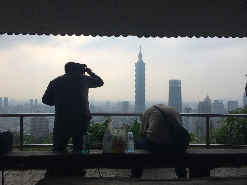 Julie PVT à Taiwan 5