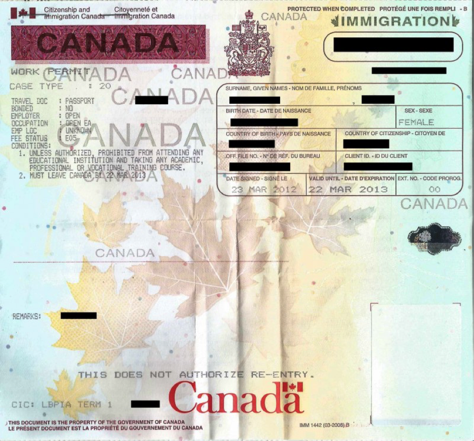 The Landing Process And Your First Steps In Canada