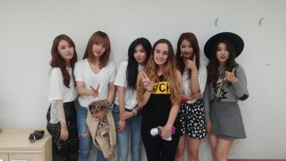 Magdalena - Lyceenne en Coree du Sud 3