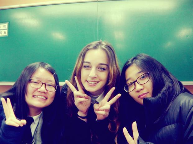 Magdalena - Lyceenne en Coree du Sud 4