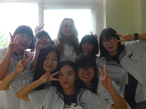 Magdalena - Lyceenne en Coree du Sud 5
