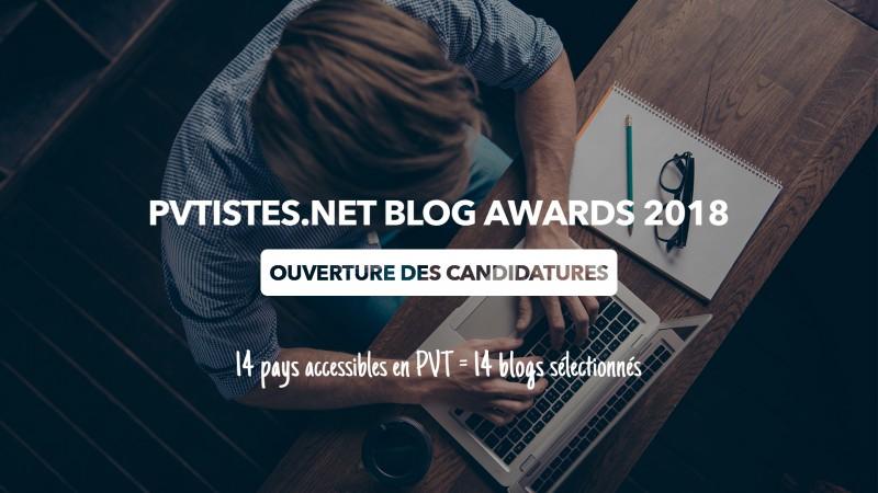 PVTistes.net Blog Awards 2018