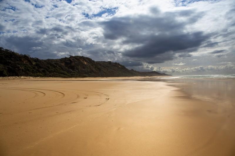 Fraser-island-plage
