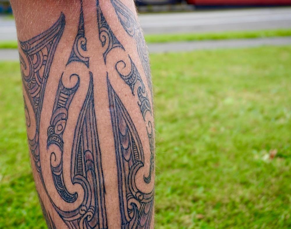 Se faire tatouer en Nouvelle-Zelande - moko 10