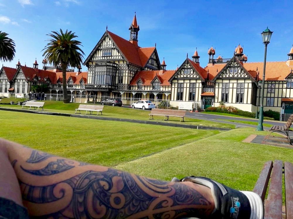 Se faire tatouer en Nouvelle-Zelande - moko 12