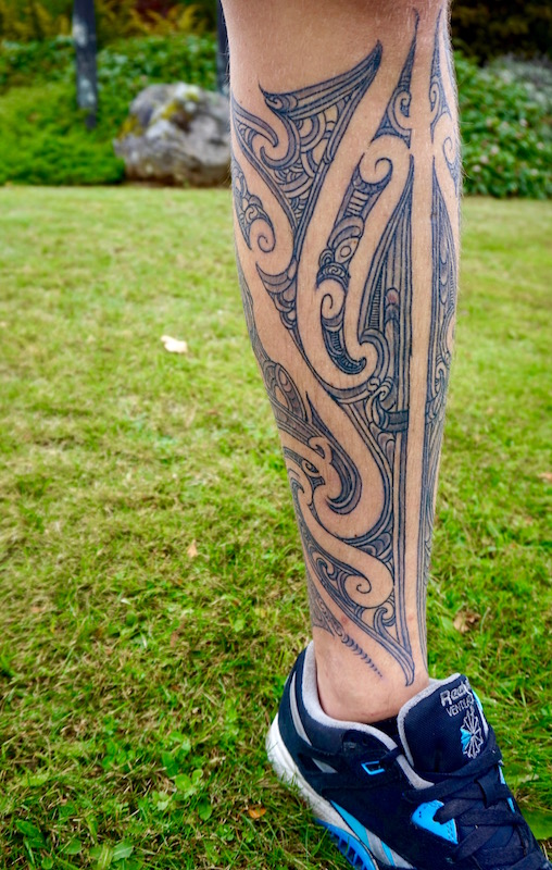 Se faire tatouer en Nouvelle-Zelande - moko 4