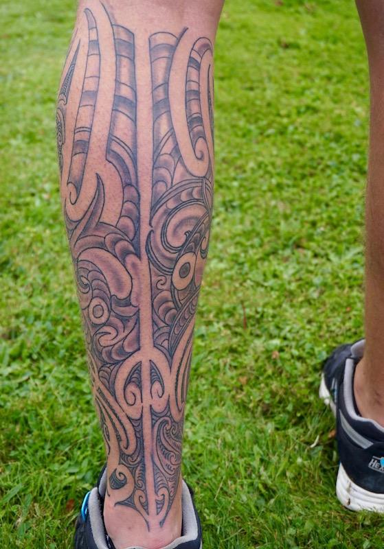 Se faire tatouer en Nouvelle-Zelande - moko 9