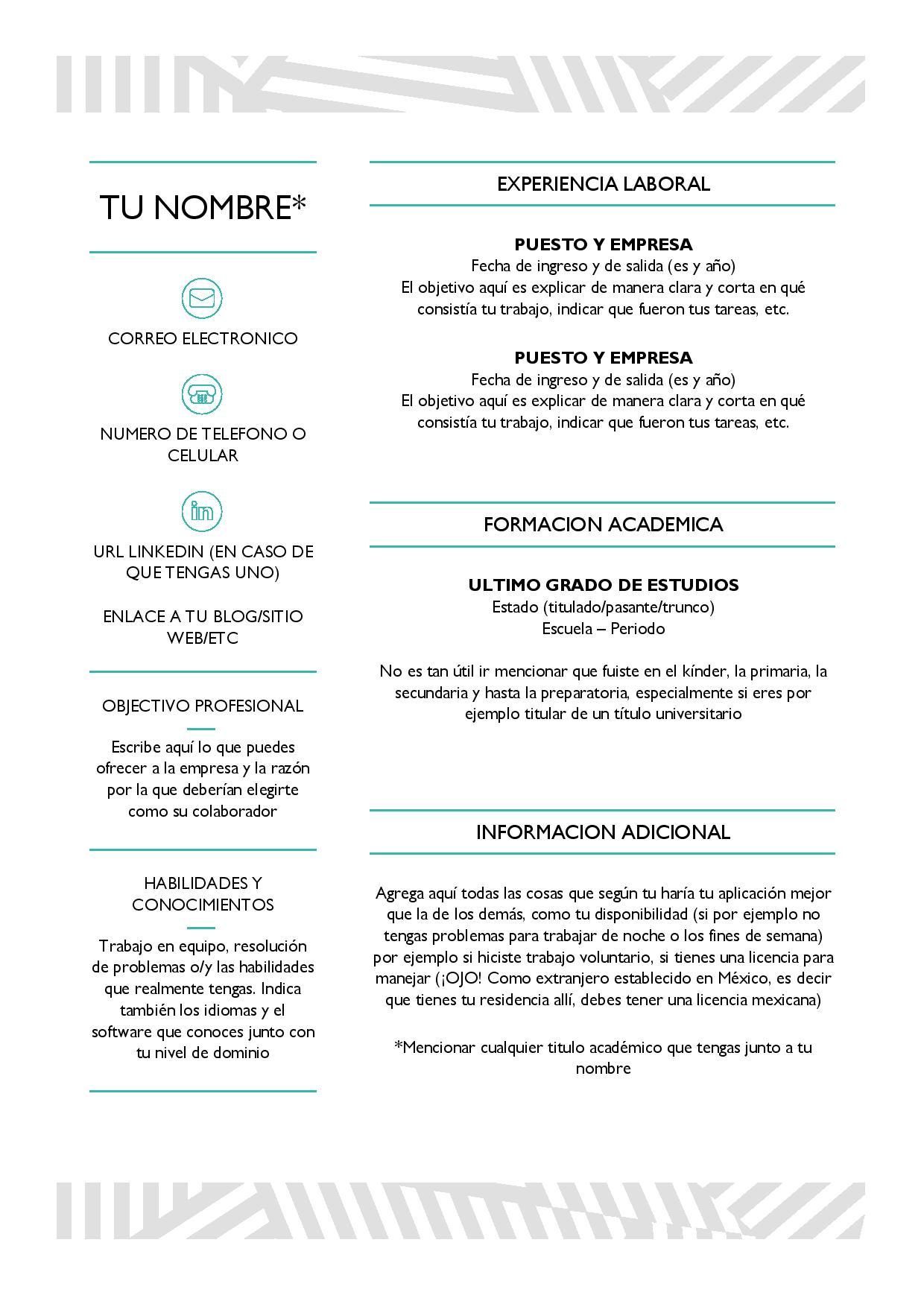 trouver un travail au mexique - page 4 sur 5