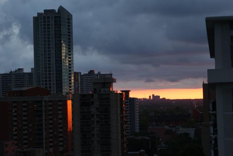 partir Toronto anglais