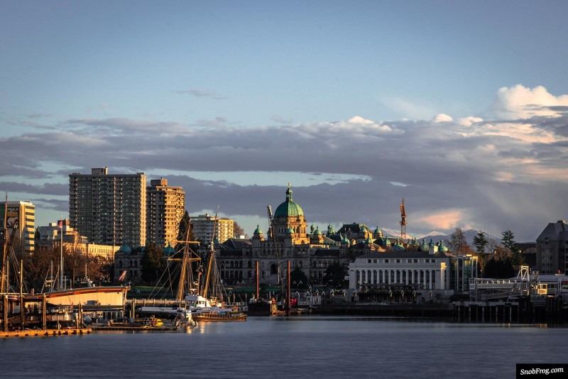 île de Vancouver Island PVT