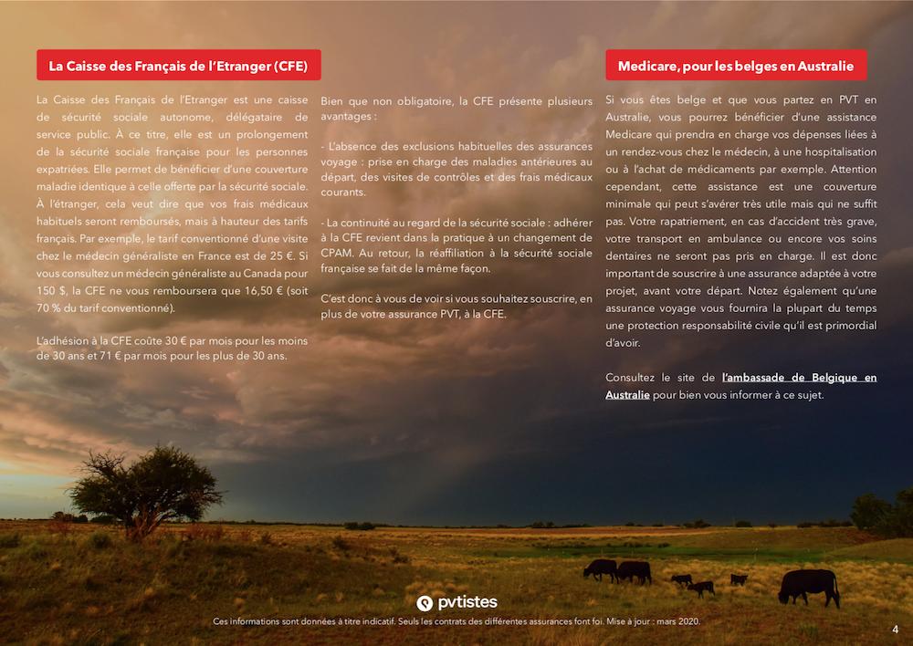 Comparatif assurances PVT - Quelle assurance choisir ? - pvtistes 4