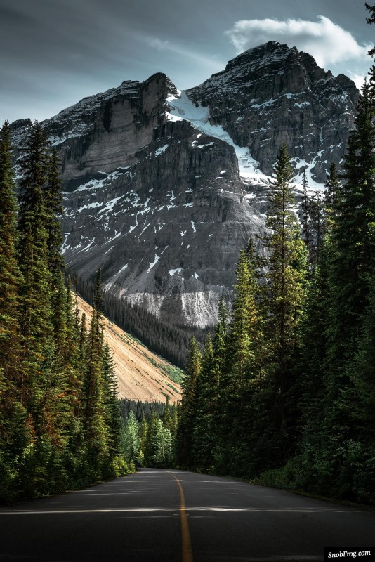 rocheuses canadiennes pvtistes yoho valley