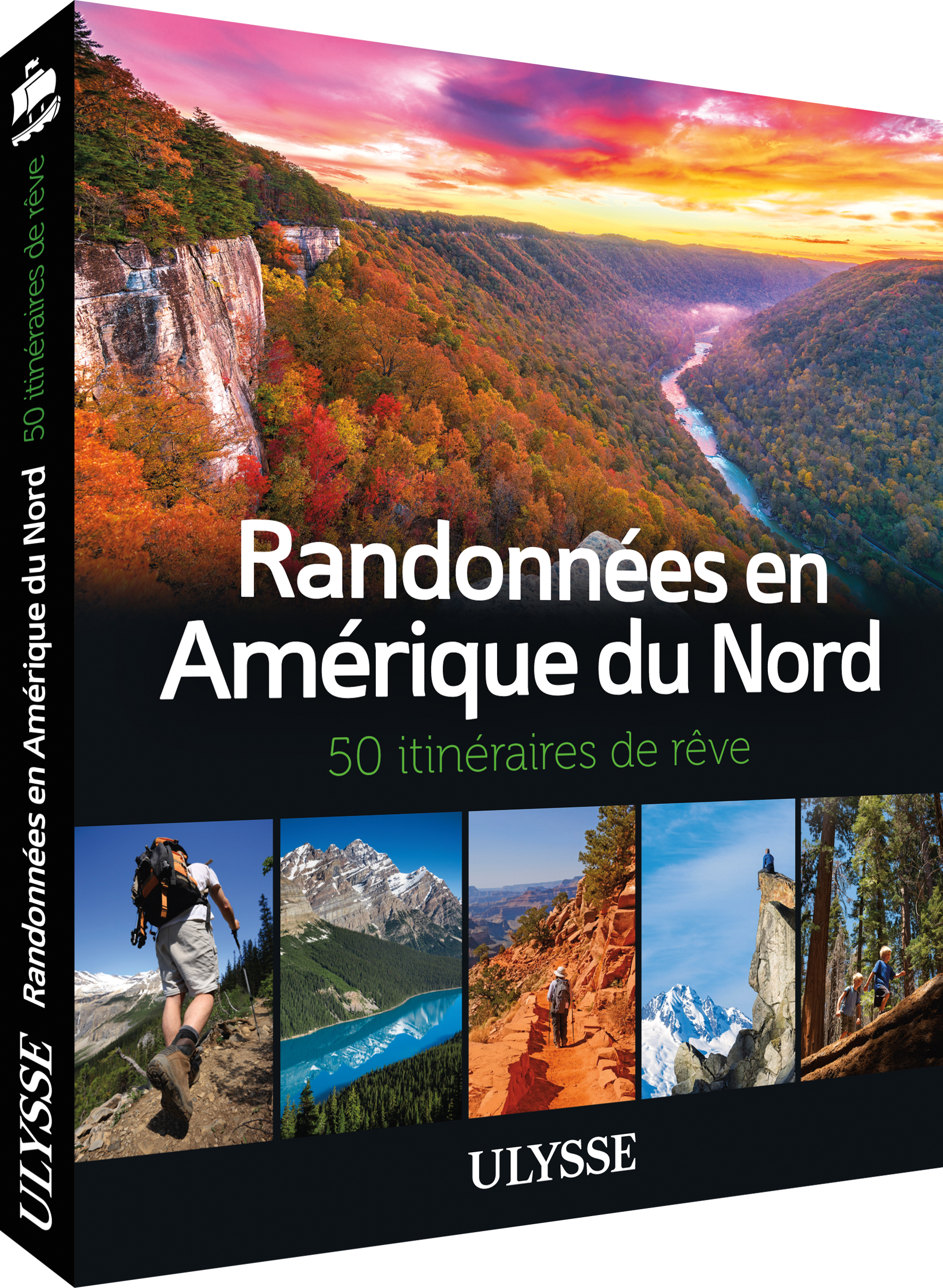 guide randonnees en amerique du nord