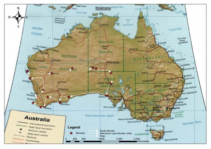 pvt whv australie corentin