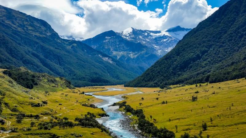Seigneur des Anneaux PVT WHV Nouvelle Zelande